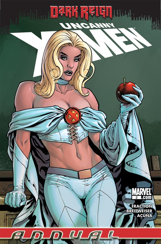 Uncanny X-Men Annual (2006) #2