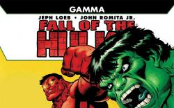 Fall of the Hulks: Gamma (2010) #1