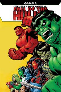 Fall of the Hulks Gamma #1