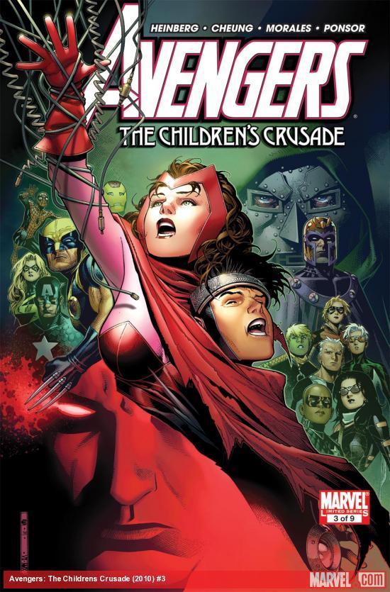 Avengers: The Children's Crusade (2010) #3