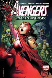 Avengers: The Children's Crusade #3