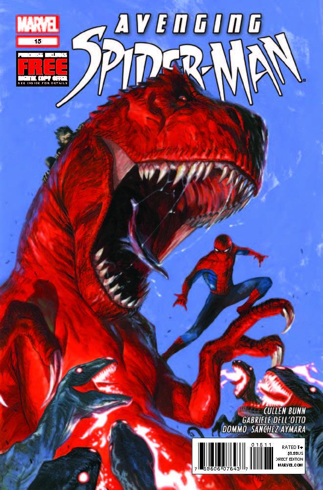 Avenging Spider-Man (2011) #15