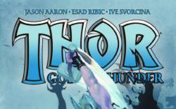THOR: GOD OF THUNDER 3 2ND PRINTING VARIANT