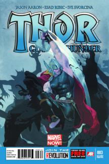 Thor: God of Thunder (2012) #3 (2nd Printing Variant)