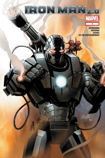 Iron Man 2.0 (2011) #1