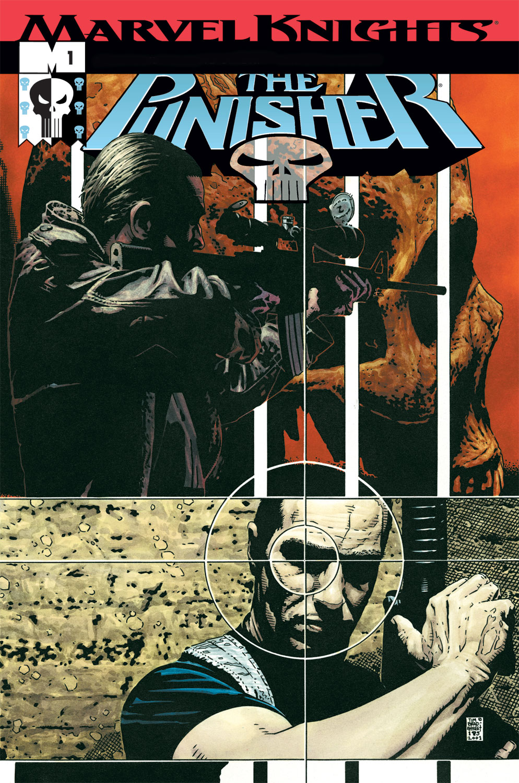 Punisher (2001) #1