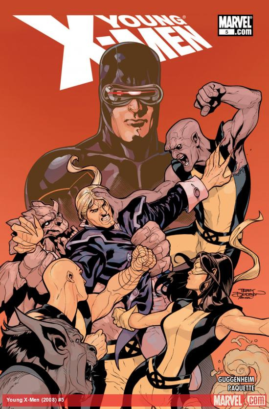 Young X-Men (2008) #5