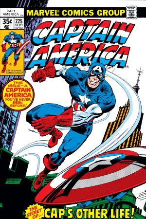 Captain America (1968) #225
