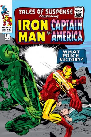 Tales of Suspense (1959) #71
