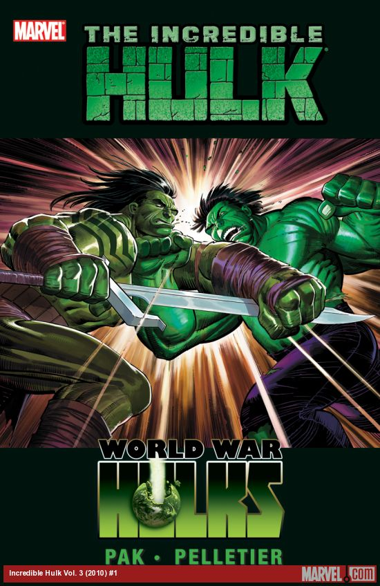 Incredible Hulk Vol. 3 (Hardcover)