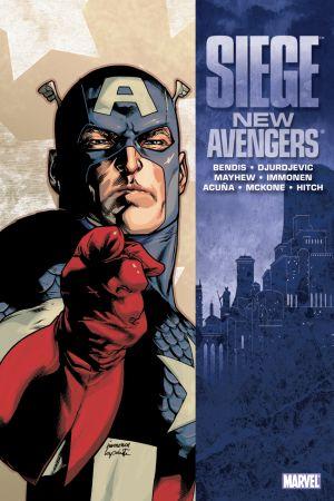 Siege: New Avengers (Hardcover)