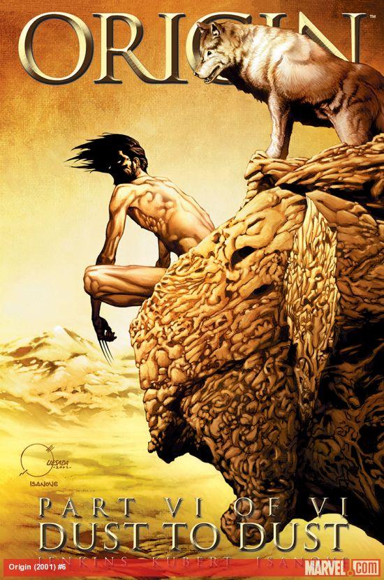 Wolverine: The Origin (2001) #6