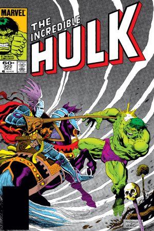 Incredible Hulk (1962) #302