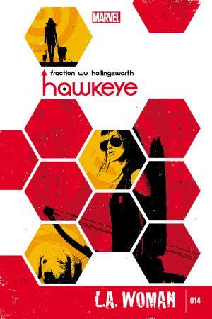 Hawkeye (2012) #14