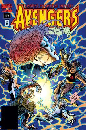 Avengers (1963) #385