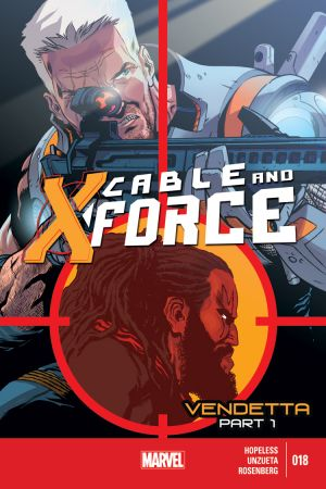 Cable and X-Force (2012) #18