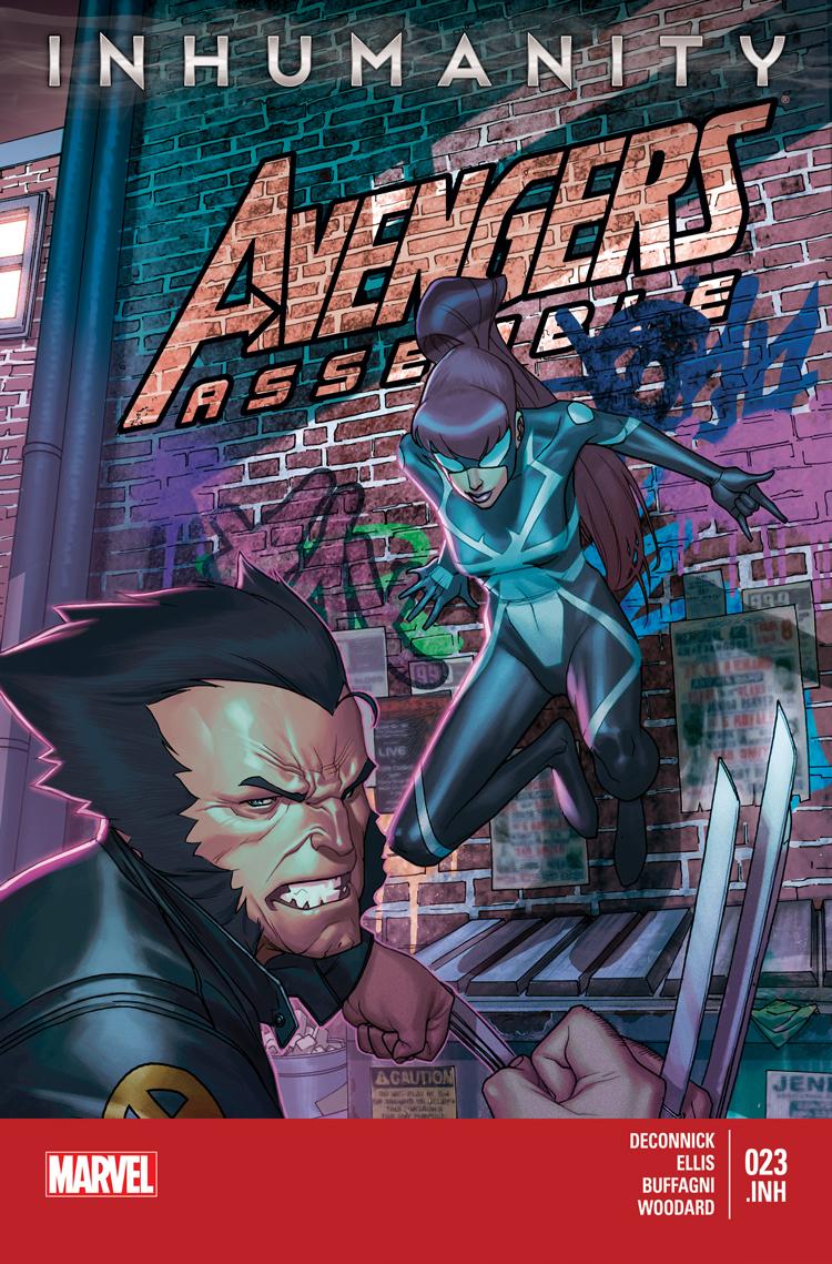 Avengers Assemble (2012) #23