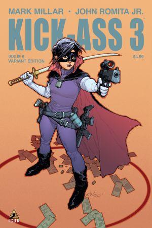 Kick-Ass 3 (2013) #6 (Yu Variant)