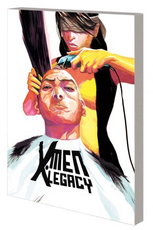 X-MEN LEGACY VOL. 4: FOR WE ARE MANY TPB  (Trade Paperback)