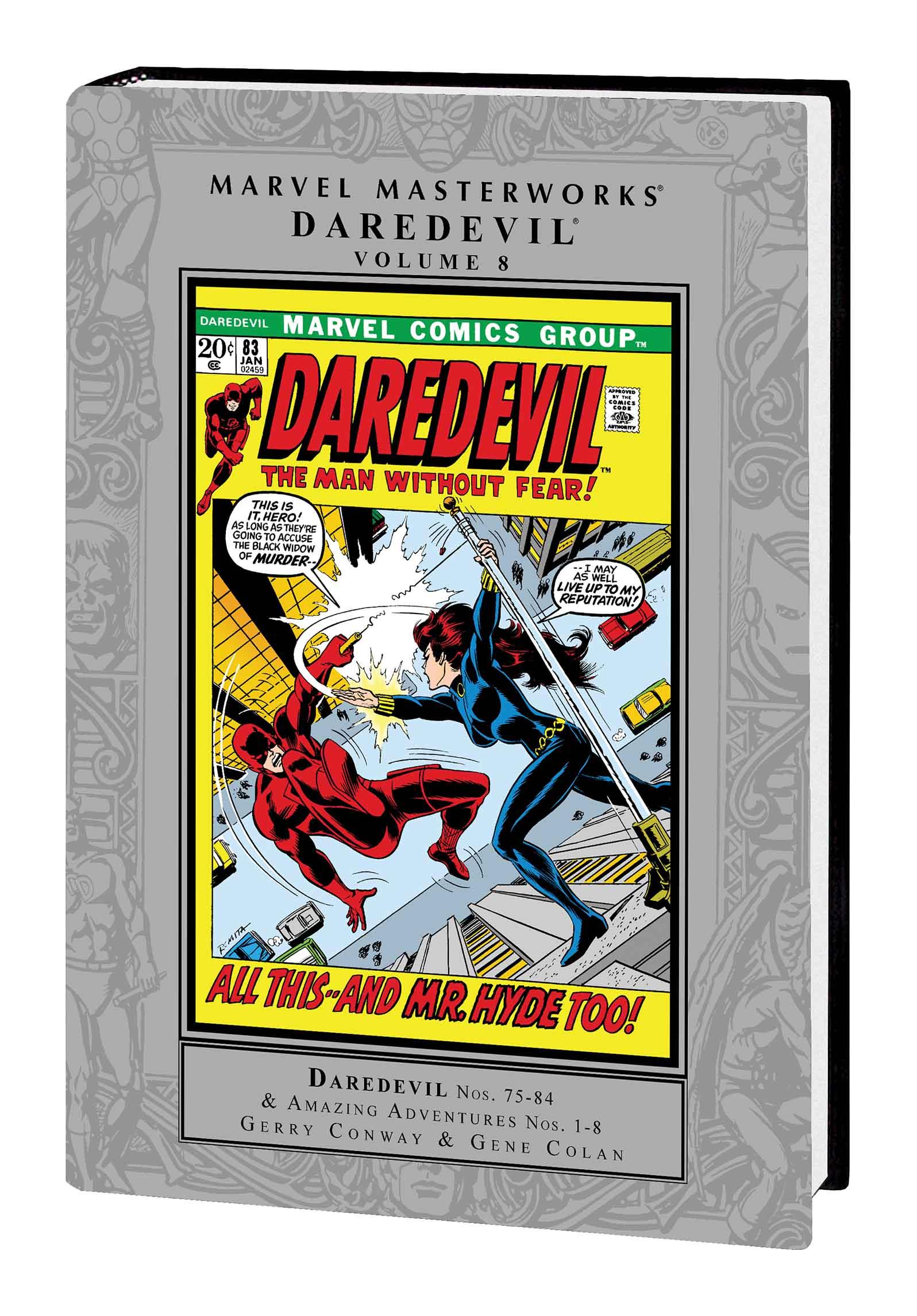 Marvel Masterworks: Daredevil (Hardcover)
