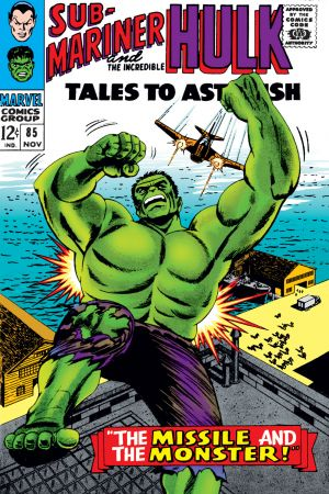 Tales to Astonish #85