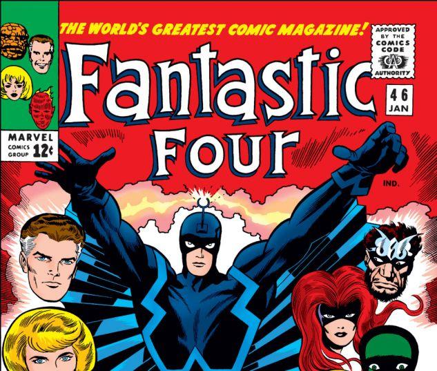 Fantastic Four (1961) #46 Cover