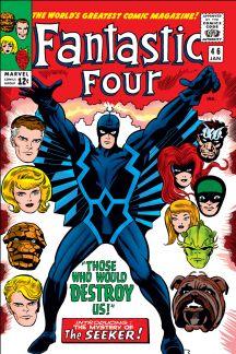 Fantastic Four (1961) #46