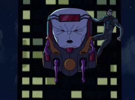 Iron Man and M.O.D.O.K. team-up in Marvel's Avengers Assemble - The Final Showdown