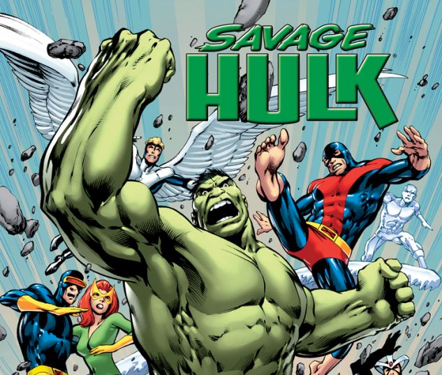 SAVAGE HULK 1 (ANMN, WITH DIGITAL CODE)