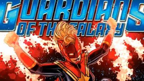 Marvel AR: GOTG #16 Cover Recap