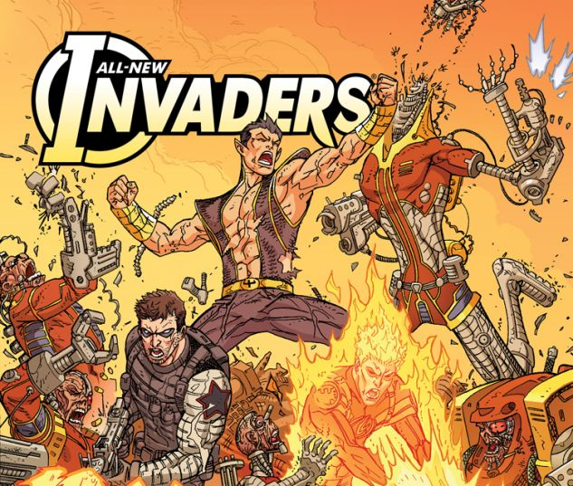 ALL-NEW INVADERS 10 (WITH DIGITAL CODE)