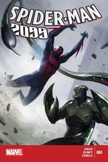 Spider-Man 2099 (2014) #4