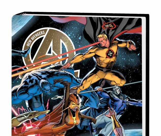 NEW AVENGERS VOL. 4: A PERFECT WORLD PREMIERE HC (MARVEL NOW, WITH DIGITAL CODE)