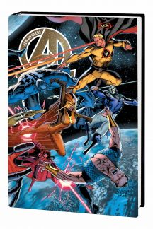 New Avengers Vol. 4: A Perfect World (Hardcover)
