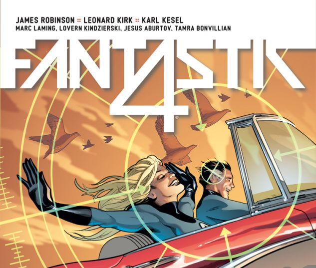 Fantastic Four (2014) #14 (cover)