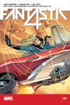 Fantastic Four (2014) #14 (cover)