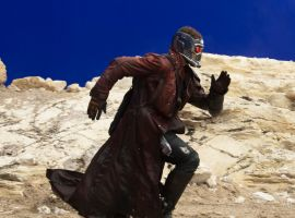 GotG Bloopers