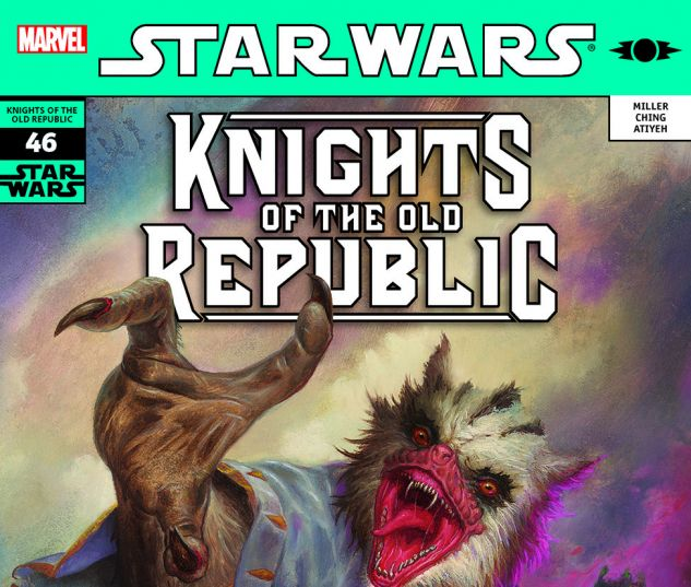 Star Wars: Knights Of The Old Republic (2006) #46