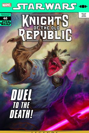 Star Wars: Knights of the Old Republic #46