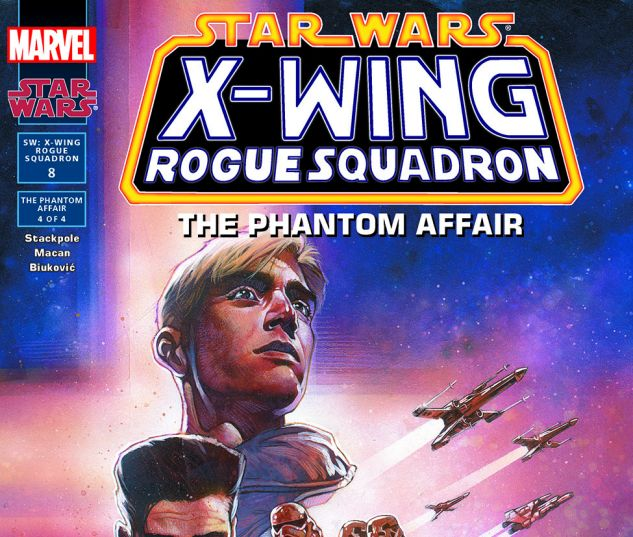 Star Wars: X-Wing Rogue Squadron (1995) #8
