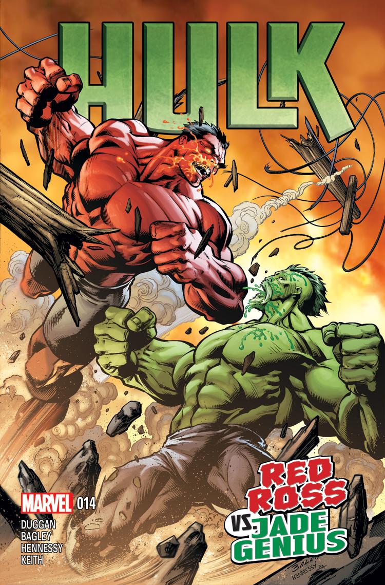 Hulk (2014) #14