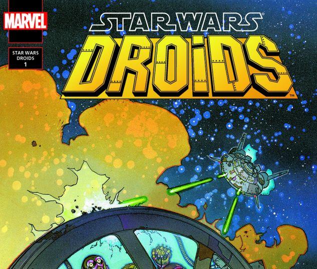 Star Wars: Droids (1995) #1