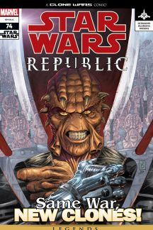 Star Wars: Republic #74