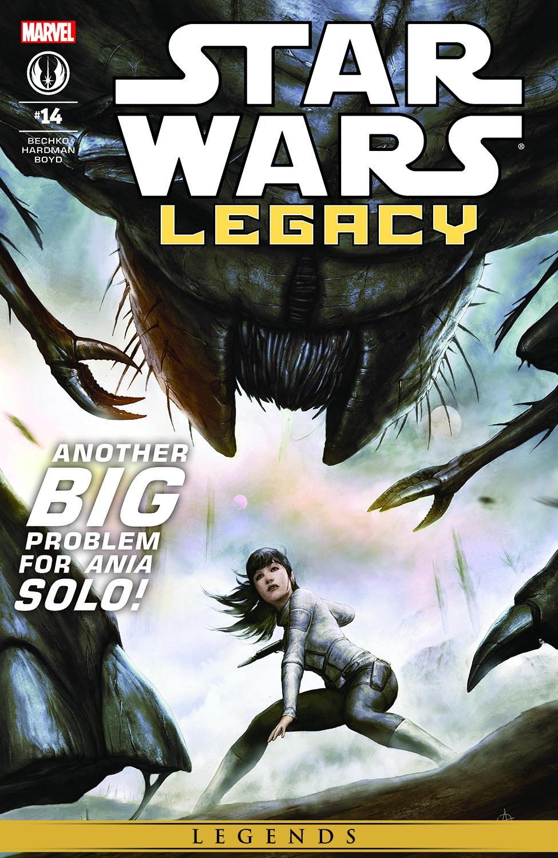 Star Wars: Legacy (2013) #14