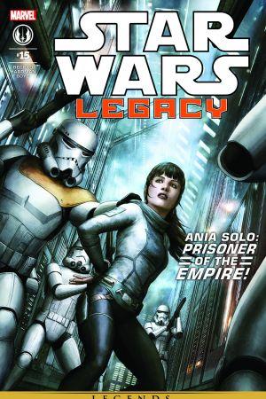 Star Wars: Legacy #15