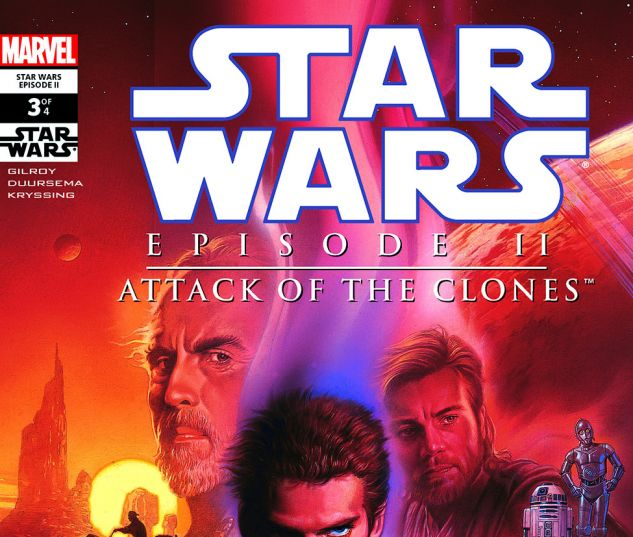 Star Wars: Episode II - Attack Of The Clones (2002) #3