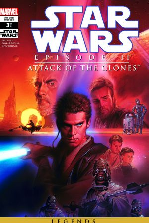 Star Wars: Episode Ii - Attack Of The Clones #3