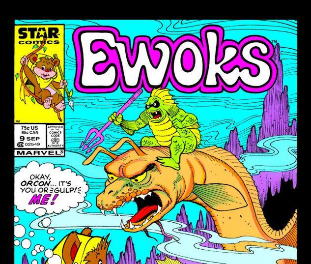 Star Wars: Ewoks (1985) #9