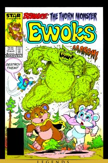 Star Wars: Ewoks #12
