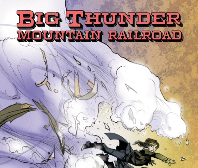 BIG THUNDER MOUNTAIN RAILROAD 3 (WITH DIGITAL CODE)
